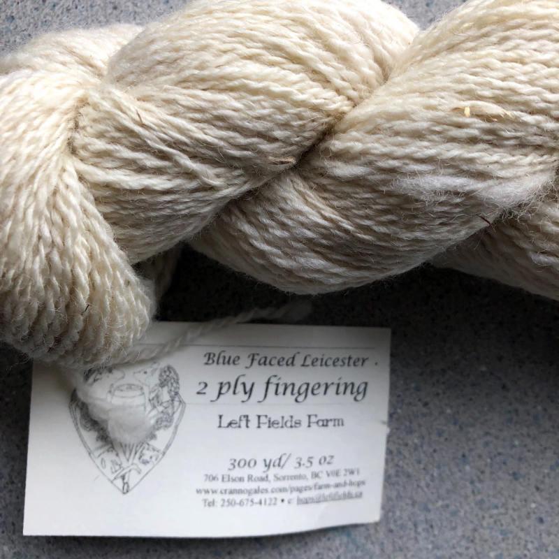 Left Fields Wool 2